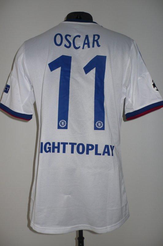 Chelsea FC - Oscar - 2013/14