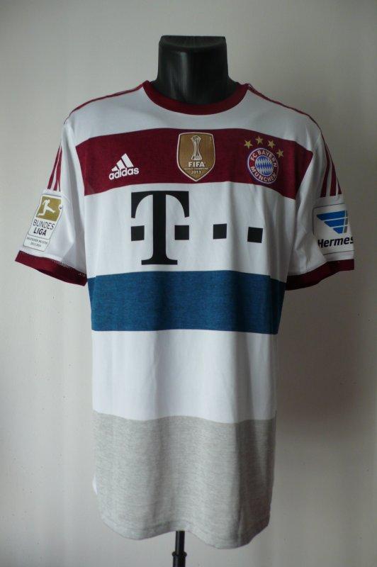 Bayern Munich - Højbjerg - 2014/15