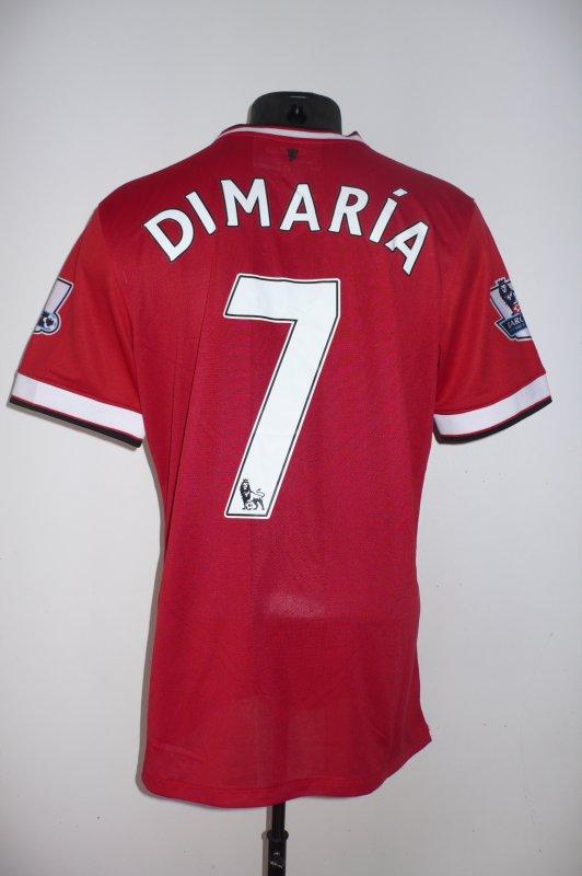 Manchester United - Di Maria - 2014/15