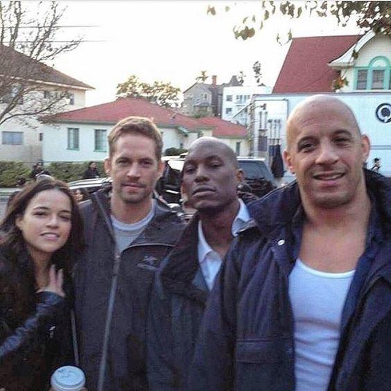 Vin Diesel ..je kif