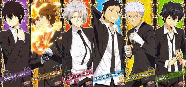 Présentation du manga : Reborn ! (19/20)