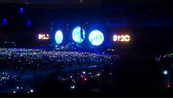 Coldplay. Magique, parfait, inoubliable !