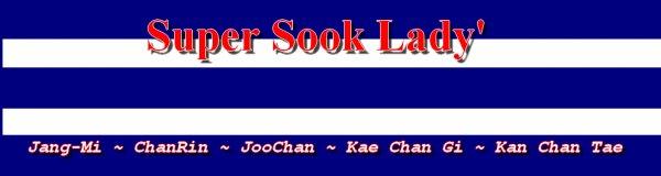 Musique: Super Sook Lady's