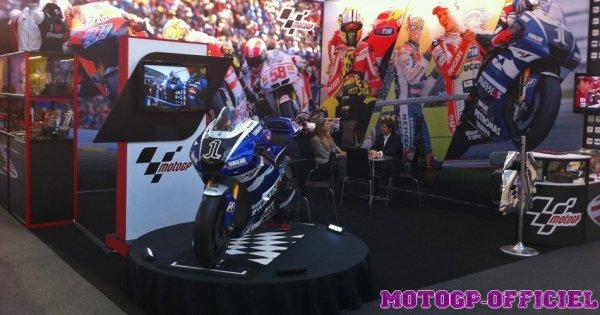 Le MotoGP de nouveau présent au salon de Licensing des marques européennes