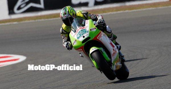 Le dernier Grand Prix de Loris Capirossi