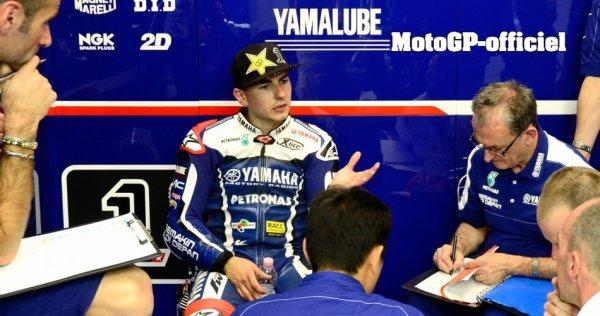 Lorenzo manquera la dernière course de la saison à Valence