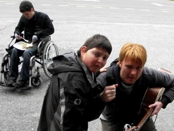 Handicapés ???