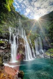 Le cascade de mon île 974❤