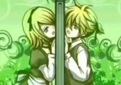 Kagamine Rin & Len - In a place without you  (2010)