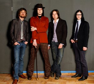 the raconteurs / Many shades of black