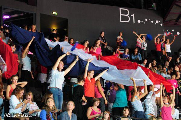 Championnat du Monde à Montpellier