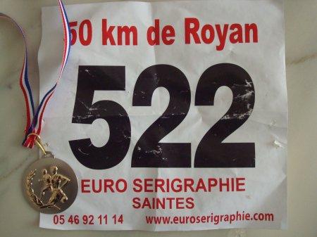 50kms de royan 2013