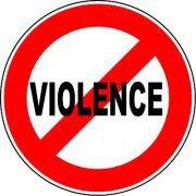 *non à la violence