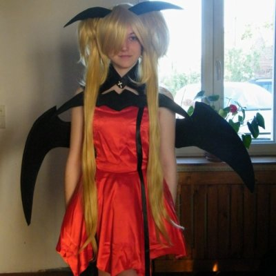 Mon pitit cosplay ! *w*