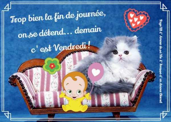 bon weekend  a vous