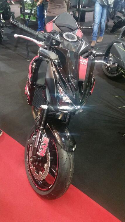 Salon de l'auto moto de Montpellier 2015