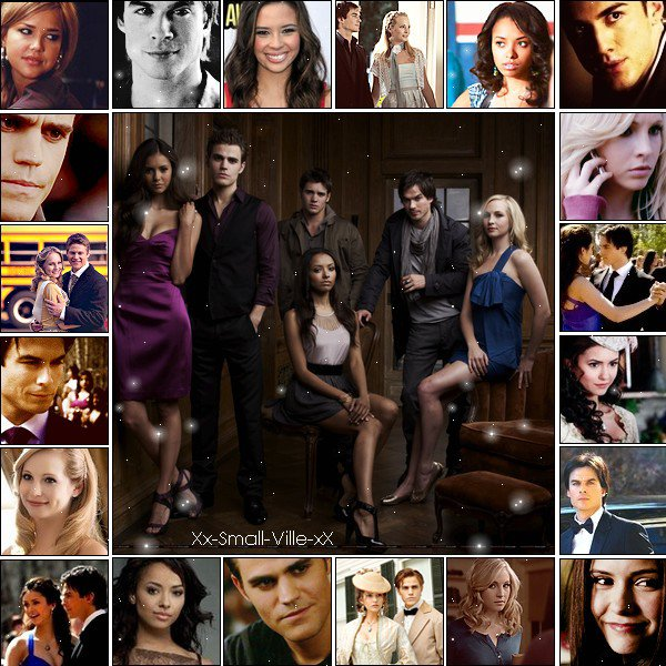 Saison 1 de Vampire Diaries