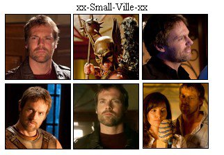 Michael Shanks/Hawkman