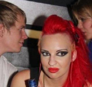 Charlotte , Bastien , Stéphanie au Soho Club