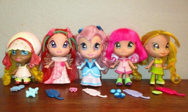 Mes mini-fées