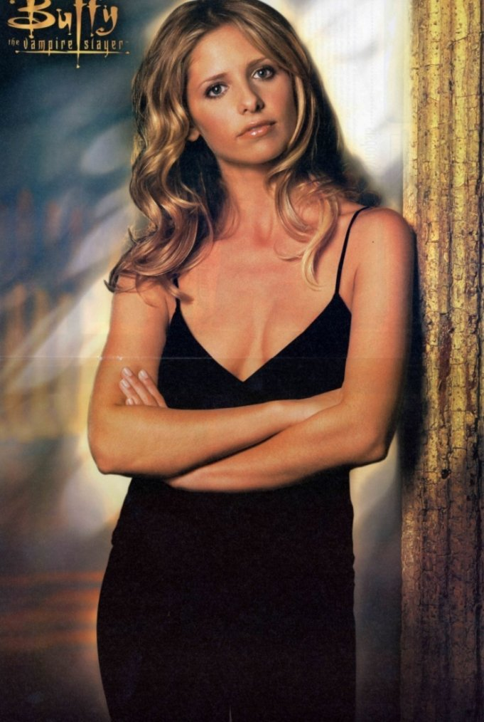 +++ SARAH MICHELLE GELLAR DANS BUFFY +++