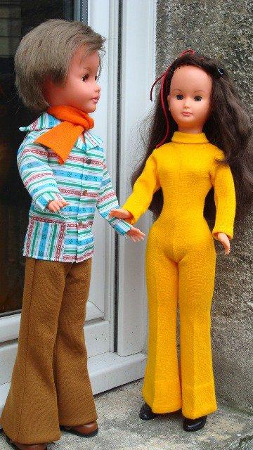 """Gilles et sa nouvelle tenue """"Vacances"""""""