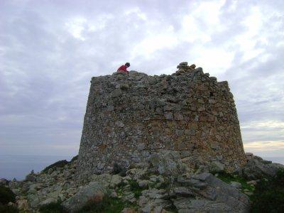 La belle tour du Capicciolu