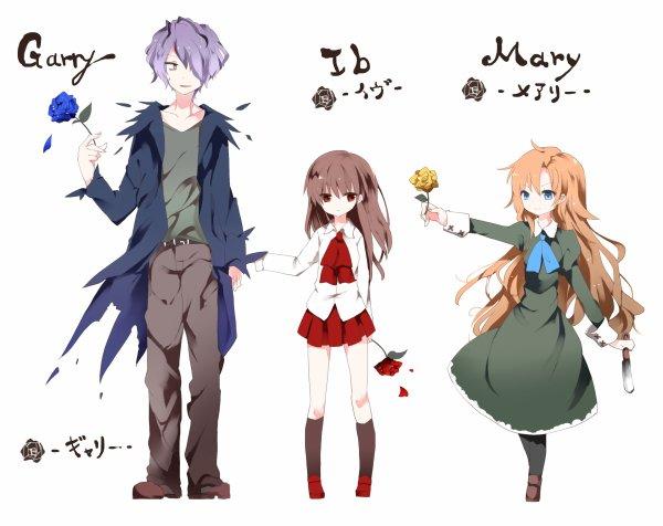 .: Les personnages :.
