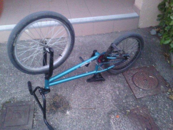 Mon bike je l'aime