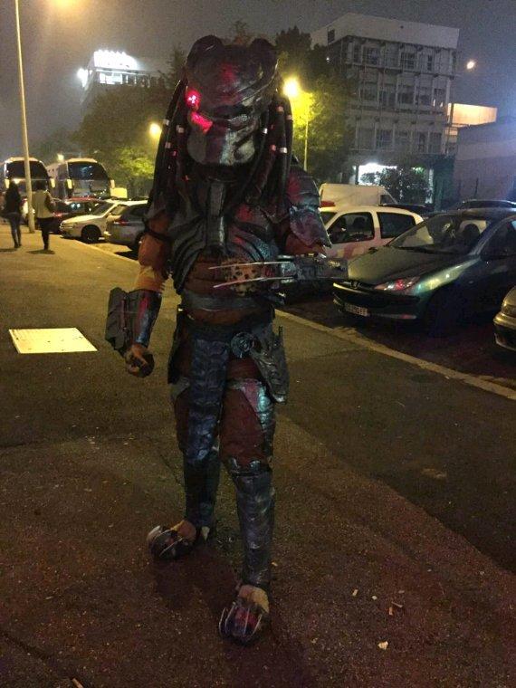 Predator avp