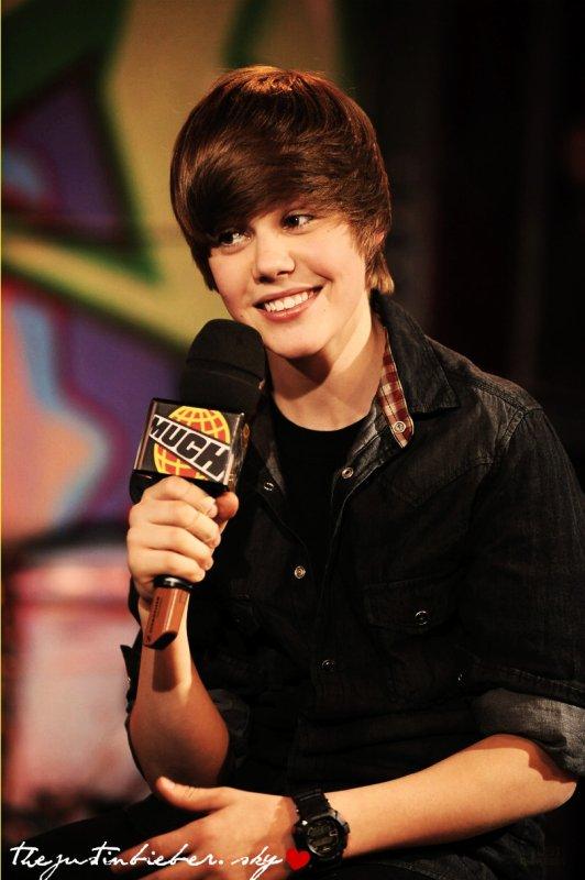 Interview avec Justin Bieber ici thx