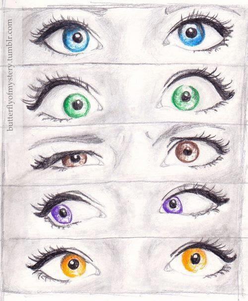 Des yeux !! *_*