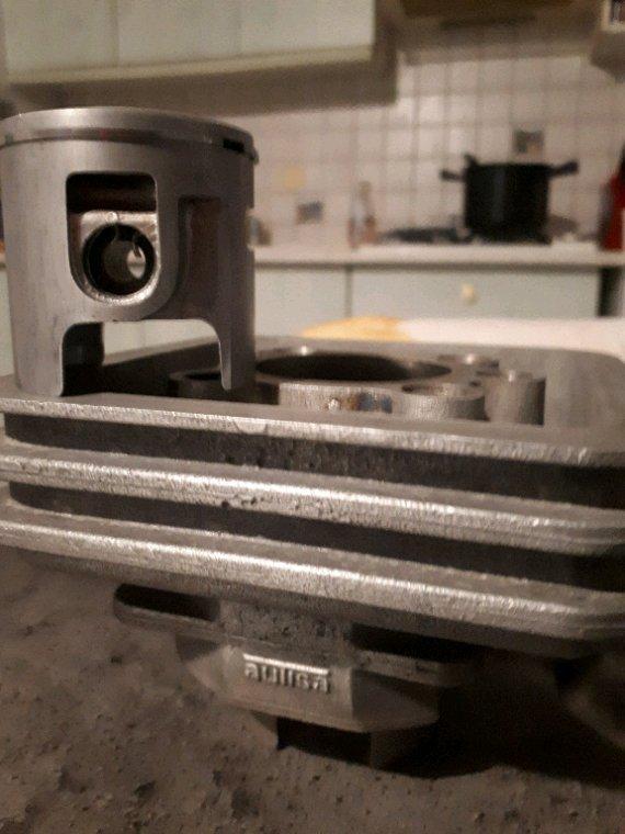 Autisa 65cc 6t echap booster neuf