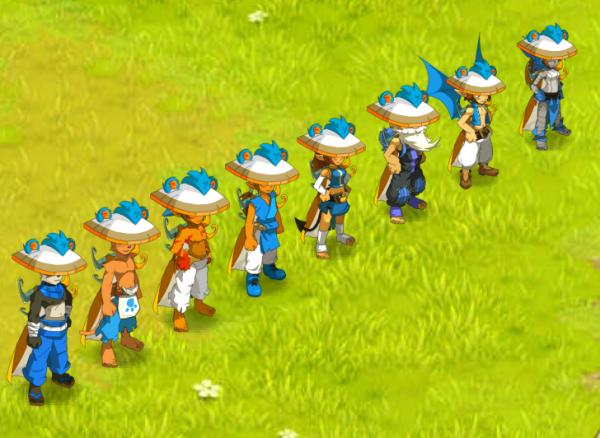Présentation de la Team Sabunaii