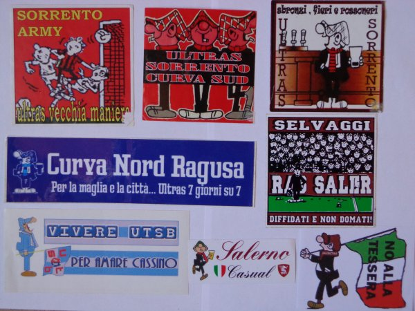 STICKERS ANDY CAPP