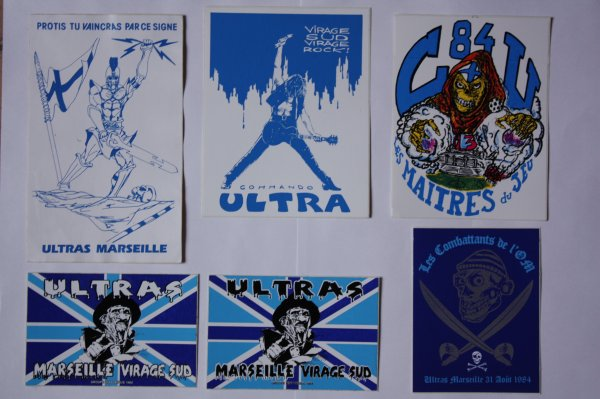 STICKERS CU84 SUITE
