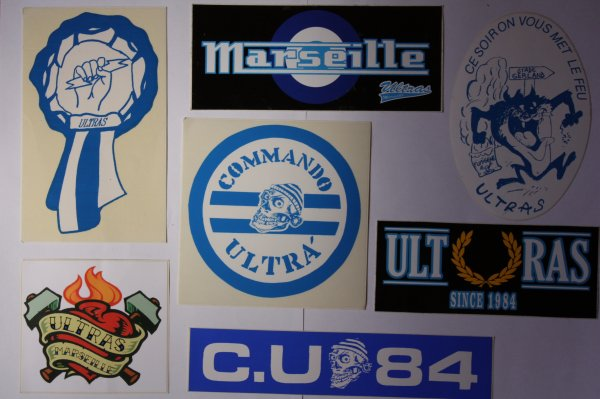 STICKERS CU84 SUITE....