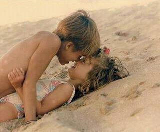 l amour quand on on est petit