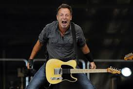 I'm on Fire: listen to Bruce Springsteen's hit tune