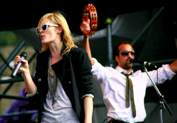 "Metric released a new song, ""Now or Never Now"""