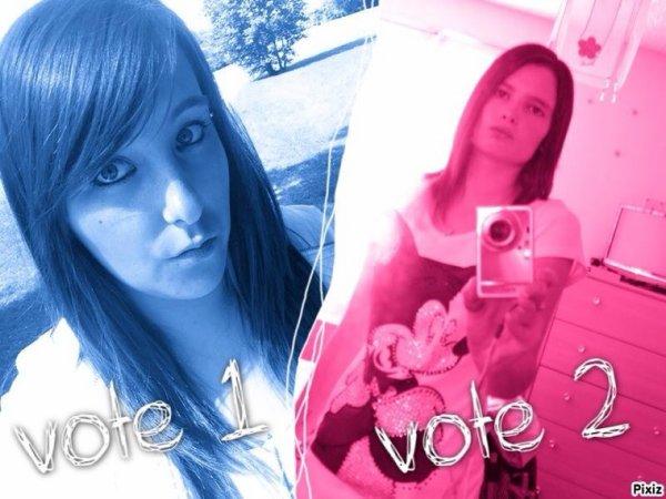 Voter pour la plus belle c un petit défi ;-)))