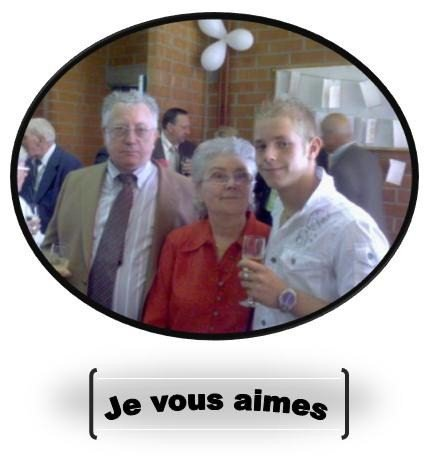 Mes grand parents, Plus que tout au MOnde