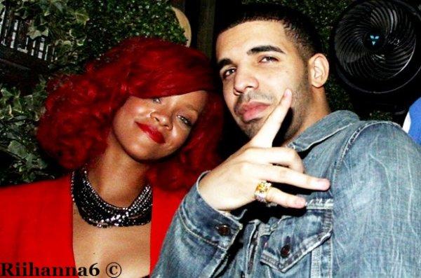 Rihanna & Drake .