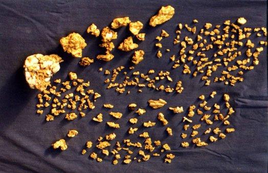 Chercheur d'or ?