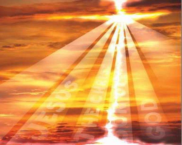 Pourquoi la lumière est-elle donnée au misérable?