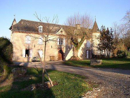 Petite bourgade de Chauffour-sur-Vell