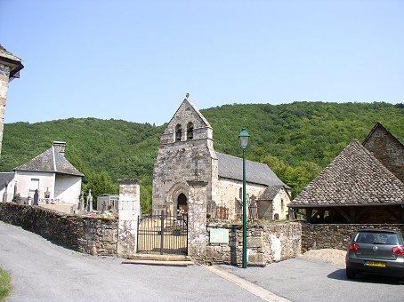 Petite géographie de Laval-sur-Luzège