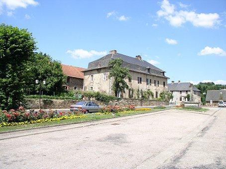Petite commune de St-Clément