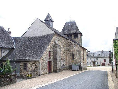 Petite bourgade de St-Salvadour