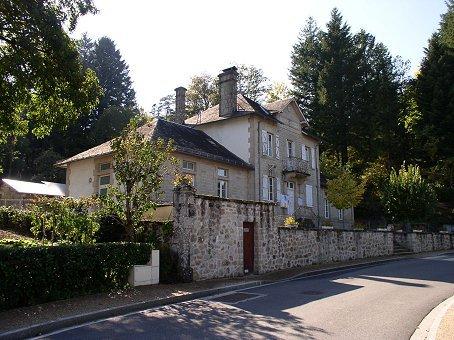 Village de VItrac-sur-Montane